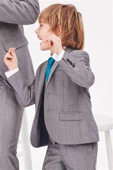 Grey Jacket (12mths-16yrs)