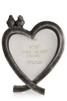 Bird Heart Frame