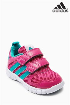 Pink/Teal adidas STA Fluid 3.0 Trainer