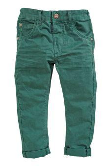 Washed Five Pocket Jeans (3mths-6yrs)