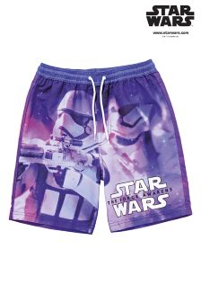 Multi Star Wars™ Swim Shorts (3-12yrs)