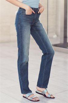 Authentic Slim Jeans