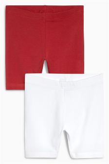 Jersey Shorts Two Pack (3-16yrs)