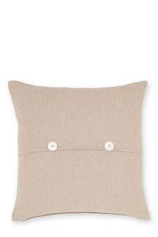 Linen Look Cushion
