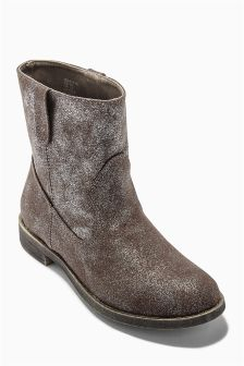 Western Ankle Boots (Older Girls)
