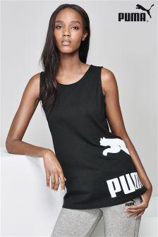 Black Puma® Logo Tank