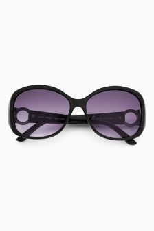 Medium Square Polarised Sunglasses