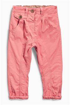 Pink Chino Trousers (3mths-6yrs)