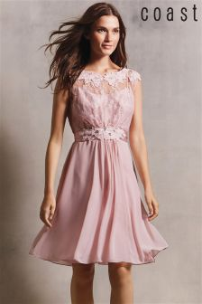 Pink Coast Lori May Short Dress
