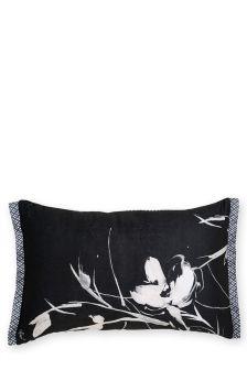 Nara Floral Velvet Cushion