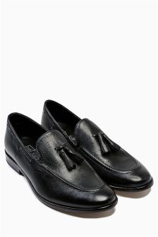 Apron Tassel Loafer