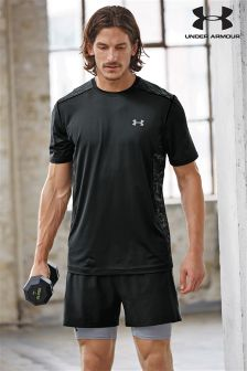 Black Under Armour 2 In 1 Performance Short