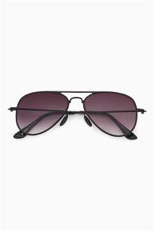 Aviator Style Sunglasses (Older Boys)