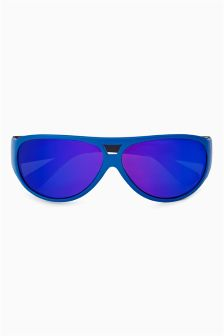 Mirror Aviator Style Sunglasses (Younger Boys)