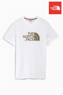 White The North Face® Easy Tee