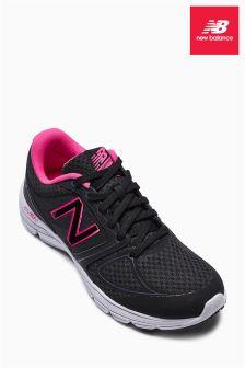 Black & Pink New Balance 575 V2