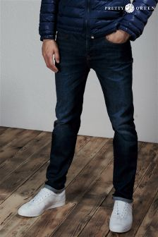 Denim Pretty Green Slim Jean