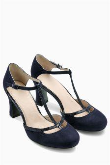 Forever Comfort T-Bar Shoes