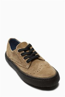 Brogue Shoes (Older Boys)