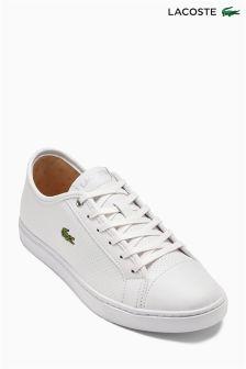 White Lacoste® Showcourt PIQ 3
