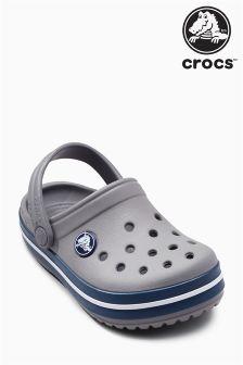 Crocs™ Grey Crocband Clog