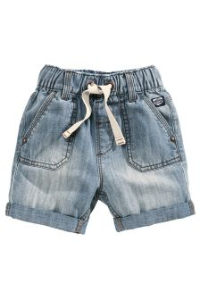 Workwear Denim Shorts (3mths-6yrs)