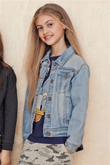 Denim Western Jacket (3-16yrs)