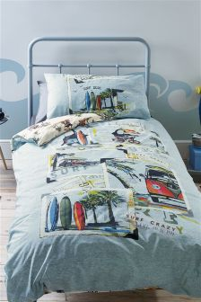 Cotton Rich Sweet Summer Bed Set