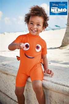 Orange Finding Nemo Sunsafe Suit (3mths-6yrs)