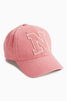 Pink N Logo Cap (Older Girls)