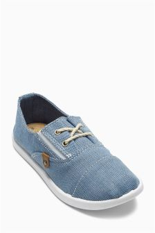 Slip-On Espadrilles (Older Boys)