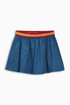 Rib Waist Skirt (3-16yrs)