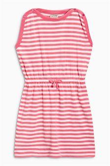 Stripe Jersey Dress (3-16yrs)