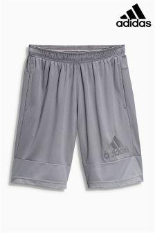 Grey adidas Gym Prime Short
