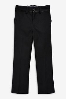 Black Tuxedo Trousers (1.5-16yrs)