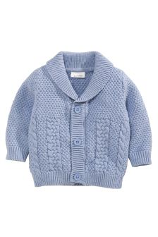 Knitted Cardigan (0mths-2yrs)