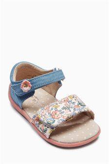 Enclosed Sandals (Younger Girls)