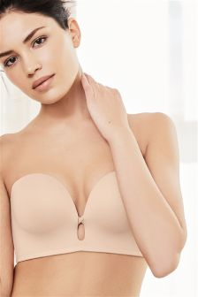 Push Up Plunge Multiway Bra