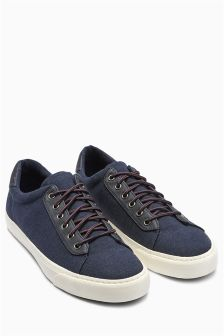 Sport Canvas Lace-Up