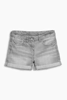Denim Shorts (3-16yrs)