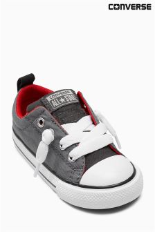 Converse Grey All Star Street