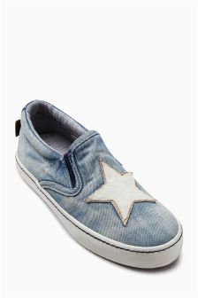 Star Skate Shoes (Older Girls)