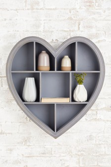 Heart Shadow Box