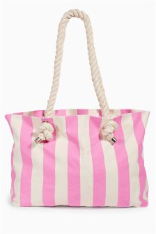 Fabric Beach Bag