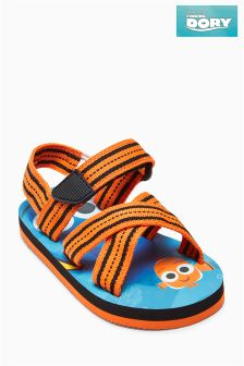 Orange Dory Beach Sandals (Younger Boys)