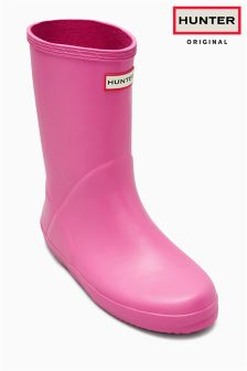 Hunter First Classic Wellington Boot