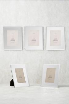 Set Of 5 Mirror Frames