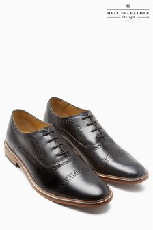 Punch Toe Cap Brogue