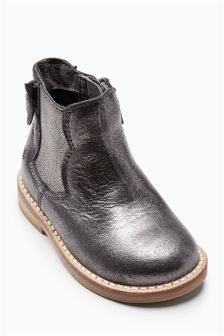 Chelsea Bow Boots (Younger Girls)