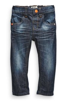 Five Pocket Slim Fit Jeans (3mths-6yrs)